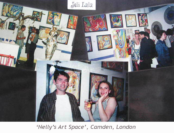 Nelly's-Art-Space,-London---Jelila