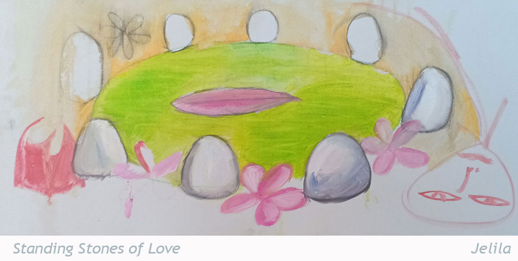 1115-Standing-Stones-of-Love-by-Jelila